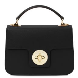 TL Bag Leather handbag Black TL142078