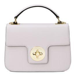 TL Bag Borsa a mano in pelle Bianco TL142078