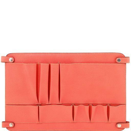 TL Smart Module Modulo multifunzione in pelle con tasche Rosa TL141546