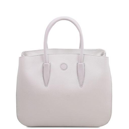 Camelia Leather handbag Белый TL141728