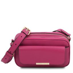 TL Bag Camera bag in pelle Fucsia TL142084