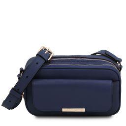 TL Bag Leather camera bag Dark Blue TL142084