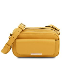 TL Bag Leather camera bag Желтый TL142084