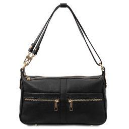 TL Bag Borsa al hombro en piel Negro TL142133