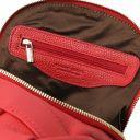 TL Bag Zaino in pelle morbida Rosso Lipstick TL142138