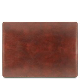 Leather Desk Pad Brown TL141892