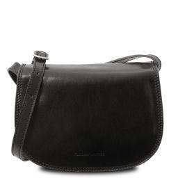 Isabella Женская кожаная сумка Черный TL9031