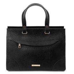 TL Bag Sac à main en cuir Noir TL142079
